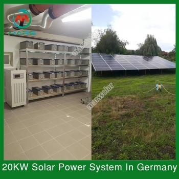 Solar System Manufacturer 5 Kilowatt Solar For The House
