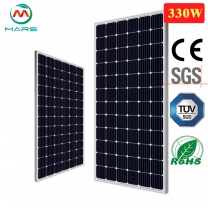 Solar Panel Factory 330W Photovoltaic Cell Zimbabwe