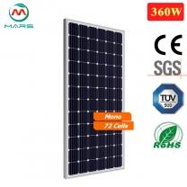 Solar Panel Factory 360W Solar Panel Mount South Africa