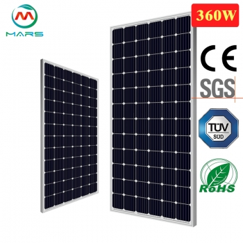 Solar Panel Factory 360W Average Cost Of Solar Panels South Africa