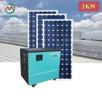 Solar System Manufacturer 3KW Lithium Solar Generator South Africa