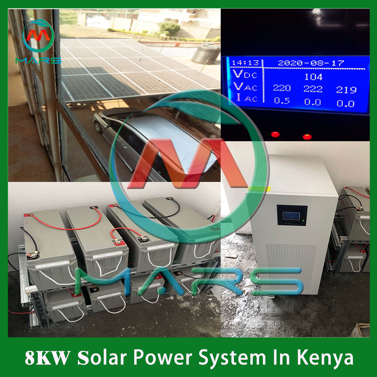 photovoltaic solar power generation