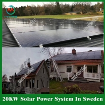 Solar System Manufacturer 10KW Solar Power For Mining Graphics Card