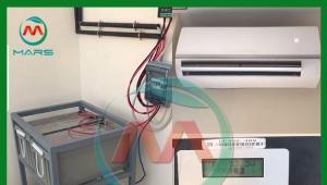 24000BTU Solar Powered AC Unit