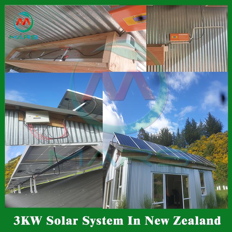 3KW Solar Starter Kit In New Zealand