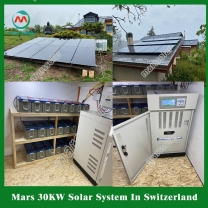 Solar System Manufacturer 10KW Certified Solar Systems