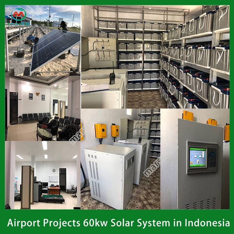 Indonesia's large floating photovoltaic will sell electricity at $0.0368/kWh