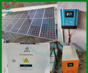 Solar System Manufacturer 10KW Solar Power Station Price