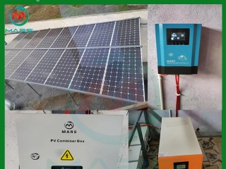 10KW Solar Panel Kit For Garage In Liberia