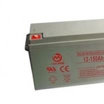 Factory Price 150AH Long Lasting Solar Batteries