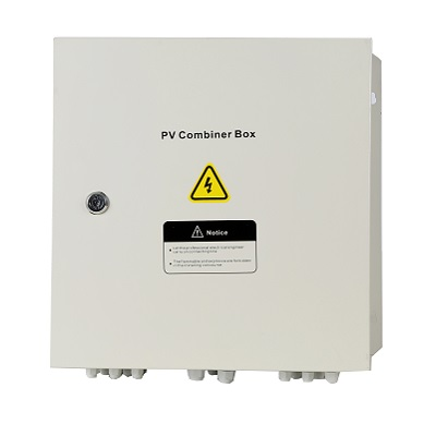 Multiple Input Arrays PV Junction Box Solar PV String Combiner Box