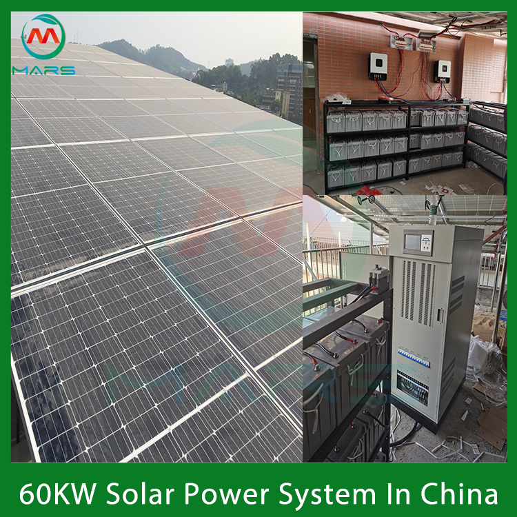 Why They Need To Install Off Grid Solar System For Home In China?