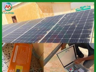 3KW Solar System In Sudan