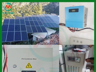 20KW Mppt Solar Kit In Lebanon
