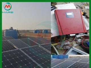 5KW Batteryless Solar System In Sudan