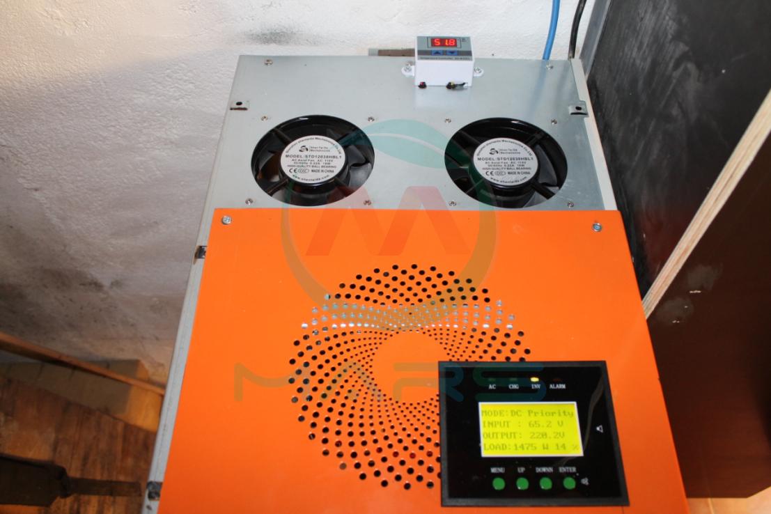 10KW Solar inverter In Portugal