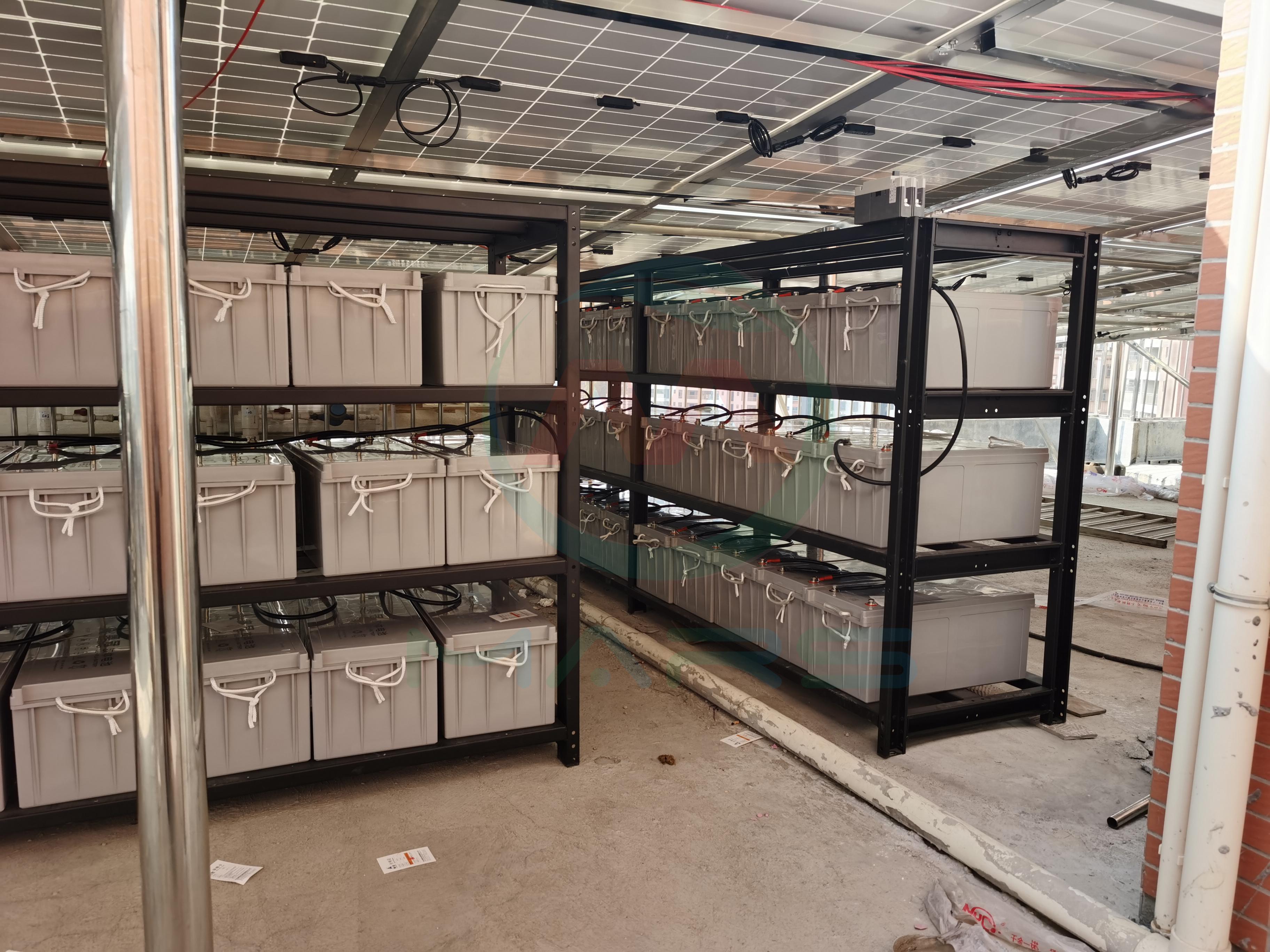 40KW Solar Inverter Kit For Home In Sierra Leone