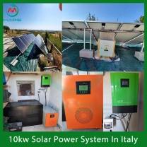 Solar System Manufacturer 10KW Home Solar Energy For Sale