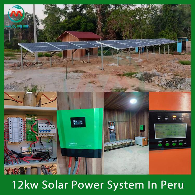 solar system manufacturer