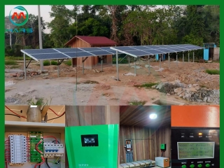 12KW Small Home Solar Kit In Peru