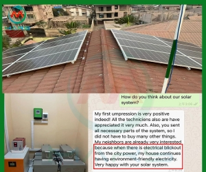 Solar System Manufacturer 5KW Solar Power Plant For Domestic Use